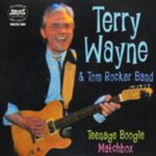 Teenage Boogie - CD Audio Singolo di Terry Wayne