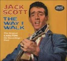 Way I Walk. Carlton Rec. - CD Audio di Jack Scott
