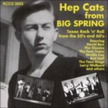 Hep Cats from Big Spring - CD Audio
