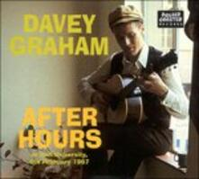 After Hours At Hull Unive - CD Audio di Davey Graham