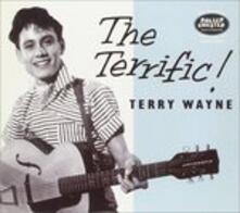 Terrific Terry Wayne - CD Audio di Terry Wayne