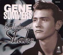 Rockaboogie Shake - CD Audio di Gene Summers
