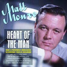 Heart of the Man - CD Audio di Matt Monro