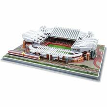 3D Stadium Puzzles. Manchester United Old Trafford