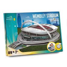 3D Stadium Puzzles. Wembley