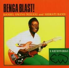 Benga Blast! - CD Audio di D.O. Misiani