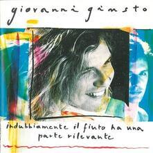 Indubbiamente il fiuto ha una parte rilevante - CD Audio di Giovanni Giusto