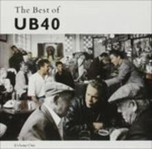 The Best of vol.1 - CD Audio di UB40