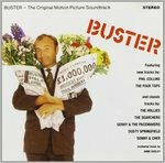 Cover CD Colonna sonora Buster