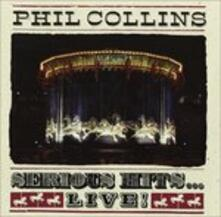 Serious Hits Live - CD Audio di Phil Collins