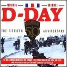 D. Day 50th Anniversary mu - CD Audio