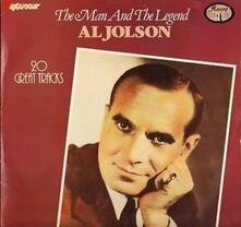 The Man and the Legend - CD Audio di Al Jolson