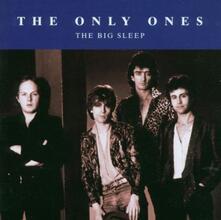 Big Sleep - CD Audio di Only Ones