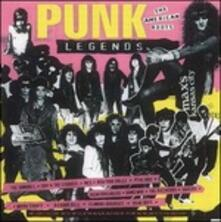 Punk Legends - CD Audio