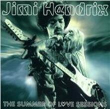 Summer Love Sessions - CD Audio di Jimi Hendrix