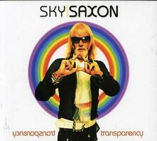 Transparency - CD Audio di Sky Saxon