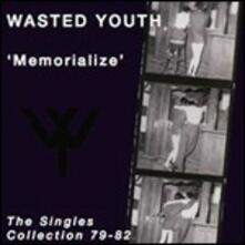 Memorialize - CD Audio di Wasted Youth