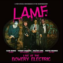 L.A.M.F. Live at the Bowery Electric - CD Audio di Mike Ness,Glen Matlock,Clem Burke,Walter Lure