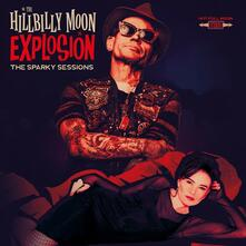 Sparky Sessions - CD Audio di Hillbilly Moon Explosion