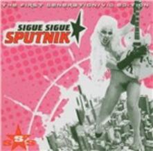 First Generation - CD Audio di Sigue Sigue Sputnik