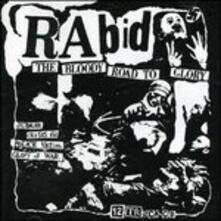 Bloody Road to Glory - CD Audio di Rabid