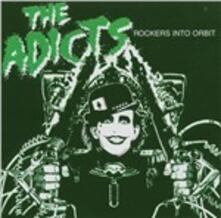 Rockers Into Orbit - CD Audio di Adicts