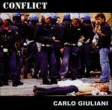 Carlo Giuliani - CD Audio Singolo di Conflict