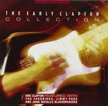 Early Collection - CD Audio di Eric Clapton