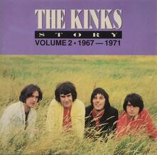 The Kinks Story vol.2 1967-1971 - CD Audio di Kinks