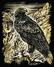 Artfoil Gold, Aquila. 1015