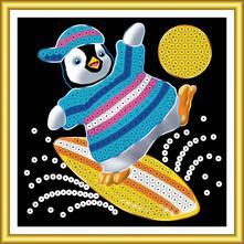 Sequin Art 60, Pinguino. 1328