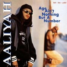 Age Ain't Nothing But a Number - CD Audio di Aaliyah