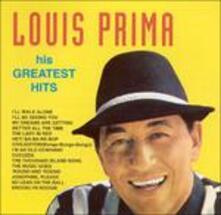 His Greatest Hts - CD Audio di Louis Prima