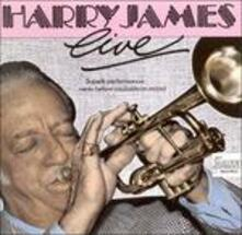 Live in London - CD Audio di Harry James