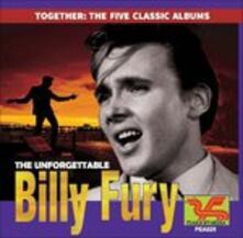 Unforgettable - CD Audio di Billy Fury