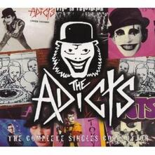 Complete Adicts Singles Collection - CD Audio di Adicts