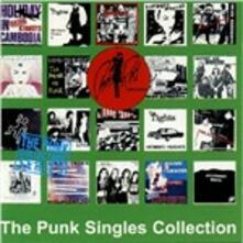 Punk Singles Collection - CD Audio