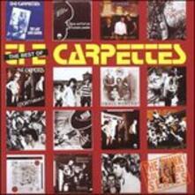 Best of - CD Audio di Carpettes