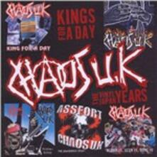 Kings for a Day. The Vinyl Japan Years - CD Audio di Chaos UK