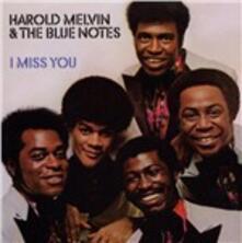 I Miss You - CD Audio di Harold Melvin,Blue Notes