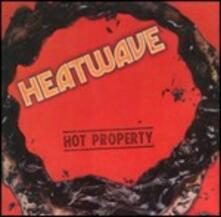 Hot Property (Enchanced Edition) - CD Audio di Heatwave