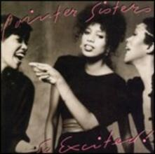 So Excited! (Enchanced Edition) - CD Audio di Pointer Sisters