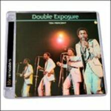Ten Percent (Expanded Edition) - CD Audio di Double Exposure