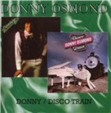Donny - Disco Train - CD Audio di Donny Osmond