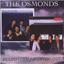 Brainstorm - Steppin' Out - CD Audio di Osmonds