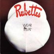 Wear It's 'At - CD Audio di Rubettes
