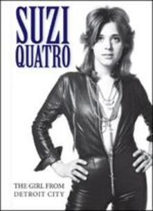 Girl from Detroit City (Box Set + Book) - CD Audio di Suzi Quatro