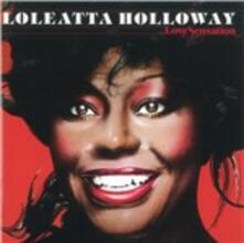 Love Sensation (Expanded Edition) - CD Audio di Loleatta Holloway