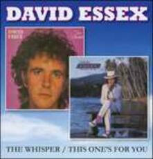 Whisper - This One's for You - CD Audio di David Essex