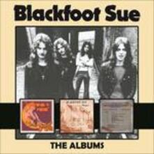 Albums. Three Cd Boxset (Box Set) - CD Audio di Blackfoot Sue